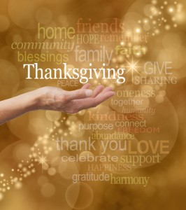 thanksgiving reflection - generosity gameplan