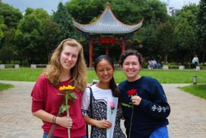 China mission trip